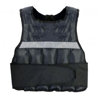 GOFIT ADJUSTABLE WEIGHTED VEST 20 LB