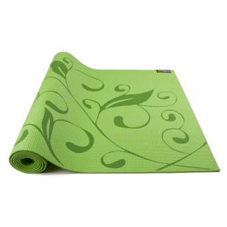GOFIT YOGA MAT- GREEN HUMMINGBIRD